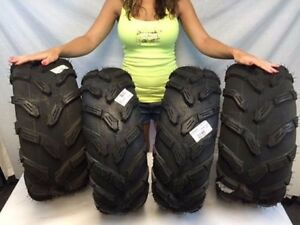 2-FRONT-25-8-12-amp-2-REAR-25-10-12-ATV-Quadboss-6-PLY-TIRES-25x10x12-25x8x12