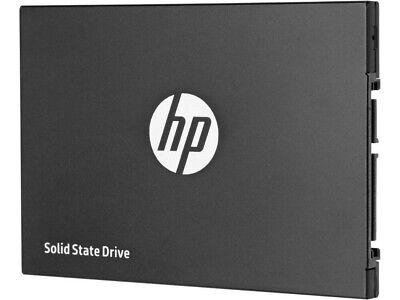 HP S700 500 GB SSD-Festplatte (schwarz SATA 6 Gb/s 2,5 Zoll intern)