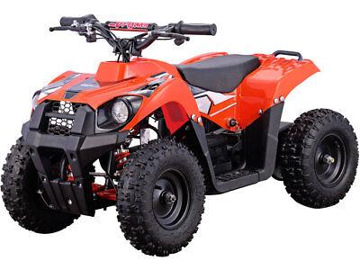 Battery Powered Four Wheeler 36V 500W Ride On Electric Quad ATV Parent Control for sale  Ontario