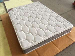 Full Sizes Quality New Pillow Top Medium Firm Spring Mattress Clayton Monash Area Preview