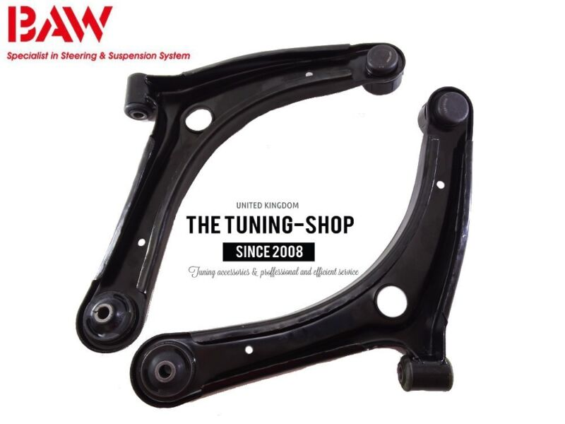 2x Control Arm w/Ball Joint Front Lower Right Left For DODGE CALIBER JEEP COMPAS