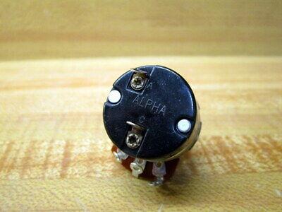 Alpha A10k Potentiometer Pack Of 13