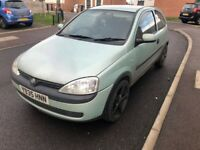 Vauxhall corsa 1.7 diesel 12months not drives well
