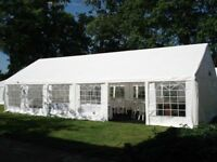 6m x 12m Gala Tent Garden Party Wedding Marquee Original (PE)