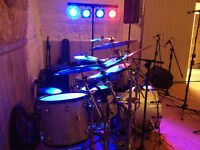 Pro drummer available, very experienced