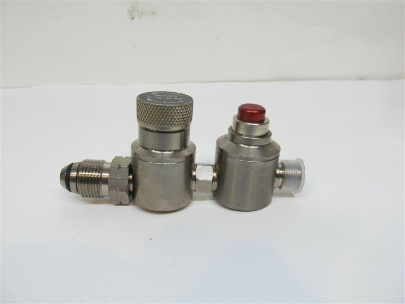 Ripack, 134086, Heat Gun Adjustable Pressure Regulator 21-60 PSI