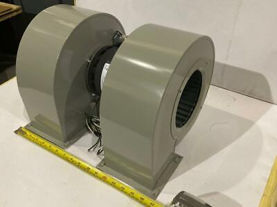 Kooltronic Dual Blower Fan Kbb67-67-1024 115vac 12hp 1625 Rpm  New