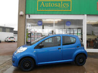 CITROEN C1 SPLASH (blue) 2010