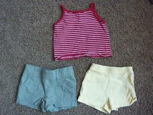 Tank Top & Shorts - Size 6-12 Months