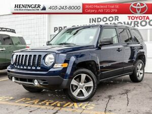 2016 Jeep Patriot High Altitude 4x4/ Clean CarFAX/ Remote Start