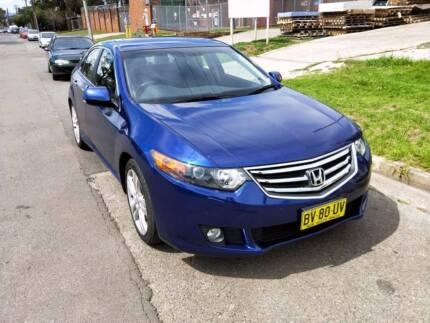 2010 Honda Accord Euro Luxury Navi Auto Very Low Kms