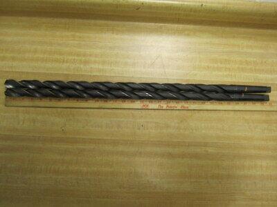 Part 1 Hs Taper Shank Drill Bit Set Of 2