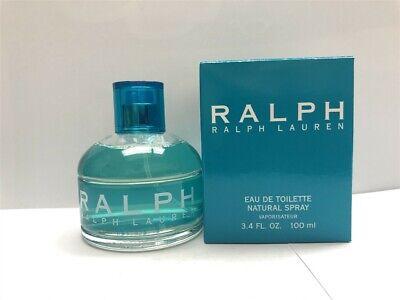 Ralph by Ralph Lauren 3.4 oz/100 ml Eau de Toilette Spray Women, As Imaged