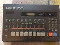 KAWAI R-100 Digital Drum Machine (1987)