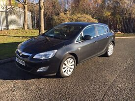 2012 Vauxhall Astra Elite 2.0 Cdti ✅FULL LEATHER ✅DRIVE LIKE NEW✅PX WELCOME