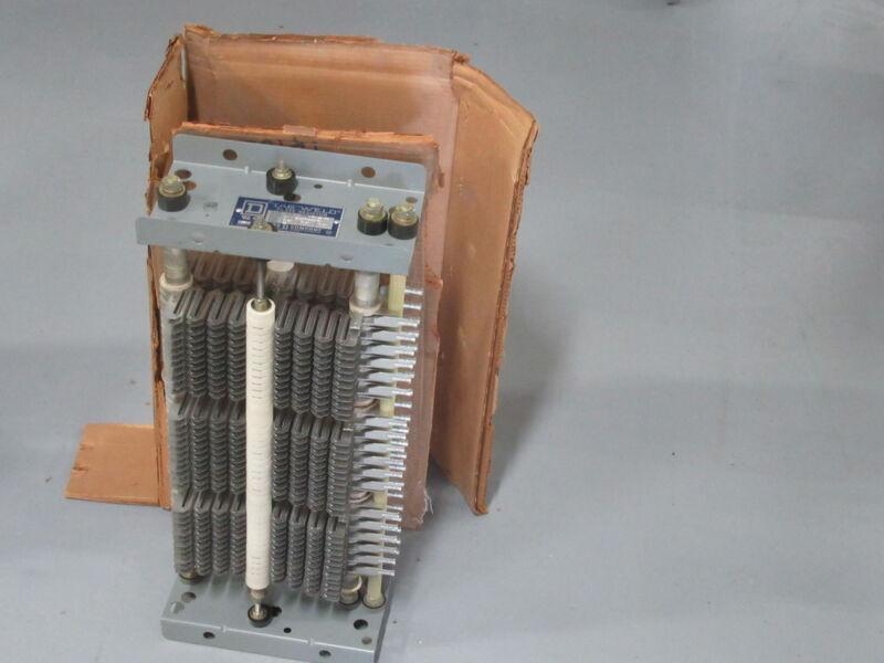 Square D 6715-TW-21-D3 Plate Resistor 6715TW21D3