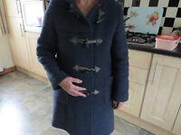 Ladies Duffle Coat UK Size 10
