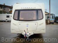 (Ref: 862) 2005 Avondale Coachcraft Osprey S 4 Berth Free Motor Mover Included
