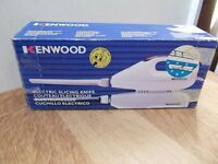 VINTAGE KENWOOD ELECTRIC SLICING KNIFE WITH DOUBLE SHIFTING BLADES