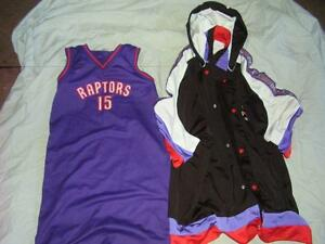 Toronto Raptors Basketball Team Jersey Various New and Jacket