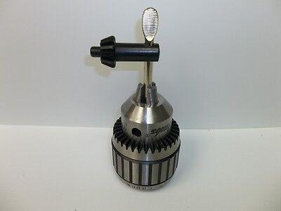 New Jacobs Super Ball Bearing 18n Drill Chuck K4 Key 4jt Taper 34 Cap 30233