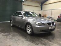 2008 bmw 520d se 6 speed manual full mot fsh guaranteed cheapest in country