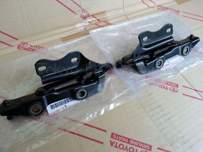 Toyota Celica Coupe Trunk Lid Hinge LH + RH set NEW Genuine OEM Parts 1990-1993