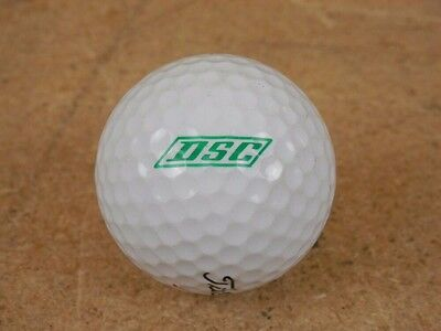 Dairymens Supply Company Dairy DSC Advertising Golf Ball Titleist 4 Dairy - RARE, used for sale  Arlington