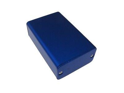 Aluminum Project Box Enclousure Diy 442365mm Blue