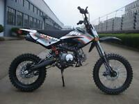 GIO 125cc New Dirt Bike 4 stroke on Super Special Price NOW!!!