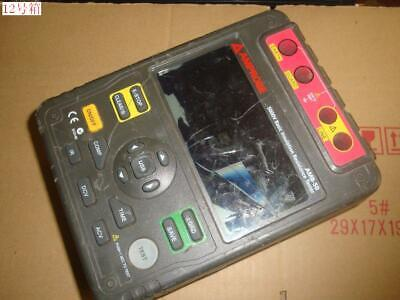 Lcd Damage Can Power Up Amprobe Amb-50 5000v Basic Insulation Resistance Tester