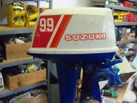 Wanted 1977-79 (9.9 H.P. or 16 H.P. Suzuki Outboard)
