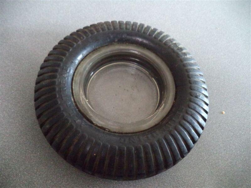 Seiberling All-Tread Tire Ashtray