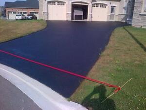 Driveway Sealing - Hot Asphalt Repair - Paving - Crack Repair