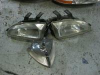 jdm only 2 head light for civic 92 to 95