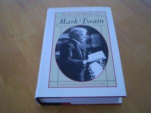 ESSAYS AND SKETCHES OF MARK TWAIN HARDCOVER BOOK Windsor Region Ontario image 1