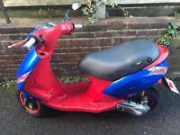 Zip 50cc ac 2004