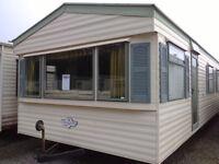 Static caravan Delta Karro Cottage 36 x 12 ft / 2 bedroom caravan