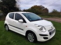 SUZUKI ALTO 1.0 SZ4, MOT Oct 2018, 1 Former Keeper, Just Serviced, Excellent all round (white) 2010