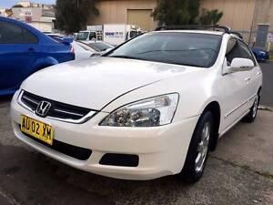 2003 HONDA ACCORD V6 low Ks Sydney City Inner Sydney Preview