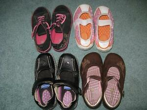 Little Girls Fall/Winter Shoes Size 10 Sarnia Sarnia Area image 2
