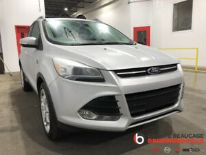 2013 Ford Escape TITANIUM AWD- TOIT-
