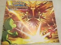Pokemon Reversible Mystery Dungeon Poster