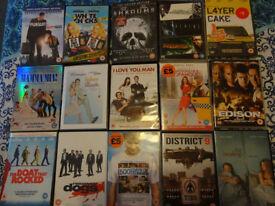 DVD Joblot (Films)