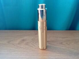 TVL Styled 18650 Mechanical Mech Mod E Shisha Kit Brass Gold