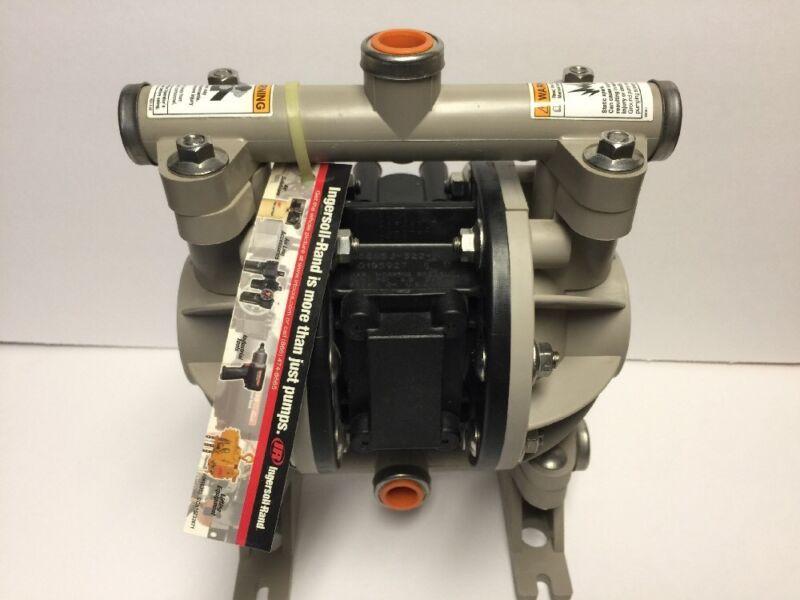 """Ingersoll- Rand Diaphragm Pump 1/2"""" 66605J-322-M"""