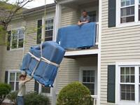 Moving **  From $40. hr **  Toro Movers    **    416-855-0510