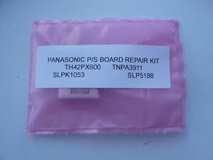 TNPA3911-TNPA3911AD-PANASONIC-POWER-SUPPLY-REPAIR-KIT-TH-42PD60U-TH37PX70