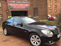 MERCEDES BENZ C CLASS C220 CDI BLUEEFFICIENCY SE EDITION 125 (black) 2011