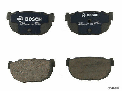 Bosch QuietCast Disc Brake Pad fits 1981-1983 Nissan 200SX  WD EXPRESS